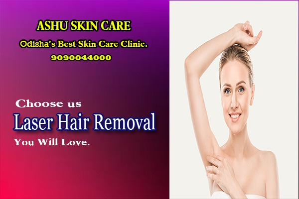 best laser Hair removal treatment in bhubaneswar